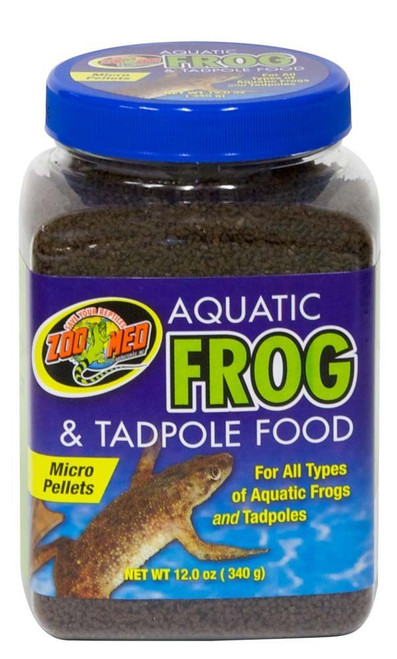 Zml Food Aq Frog/Tadpole 12oz