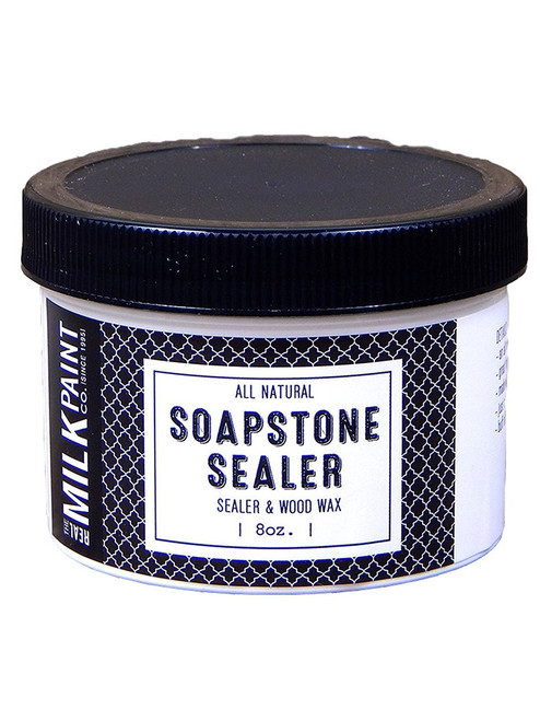 Soapstone Sealer and Wood Wax-8 oz.