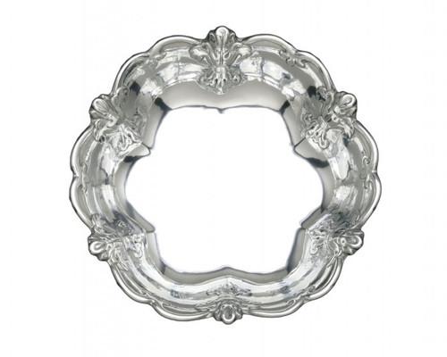 Arthur Court Fleur-De-Lis Bowl, 10-Inch