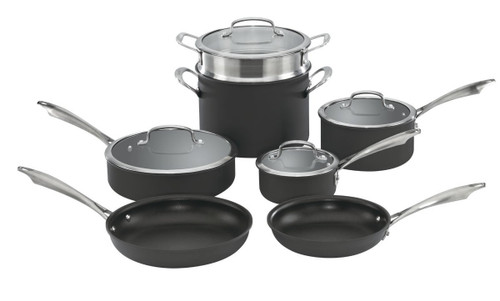 Cuisinart Dishwasher Safe Anodized Cookware