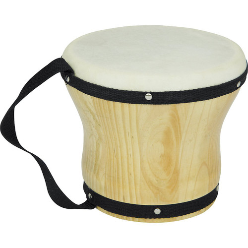 "Rhythm Band Bongos Single Small 5""H X 5"" Dia."