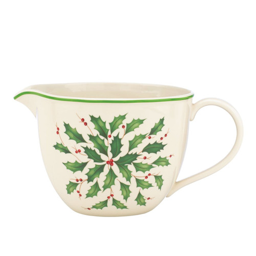 Lenox Holiday Batter Bowl