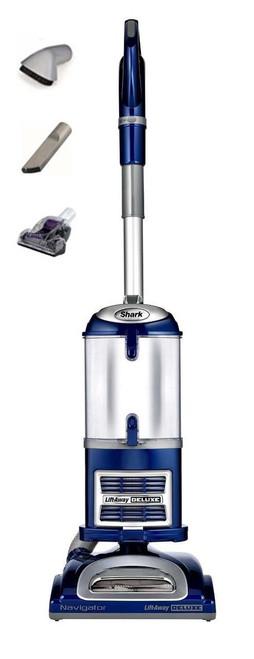 Shark Navigator Lift-Away Deluxe Blue Vacuum (Certified Refurbished) (NV360)