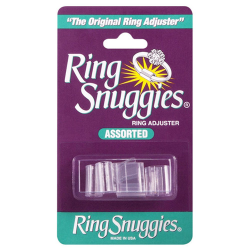 Ring Snuggies - The Original Ring Adjusters - Assorted Sizes