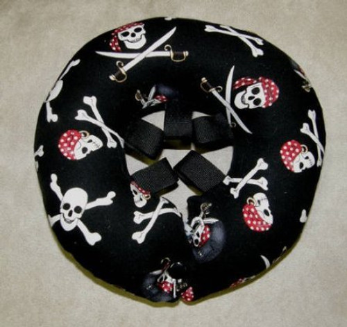 Puppy Bumper - Keep Your Dog on the Safe Side of the Fence - Jolly Roger - 10''-13''