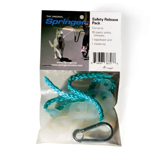 Safety release pack for the Springer America Inc. Jogger