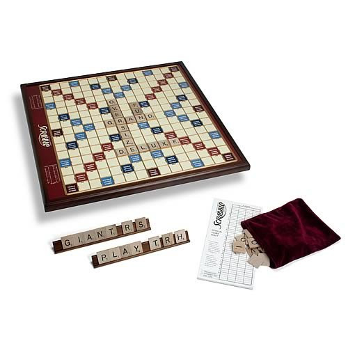 Deluxe Giant Scrabble Game