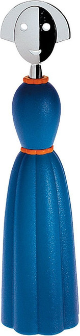 A di Alessi Anna Pepper Pepper Mill, Blue