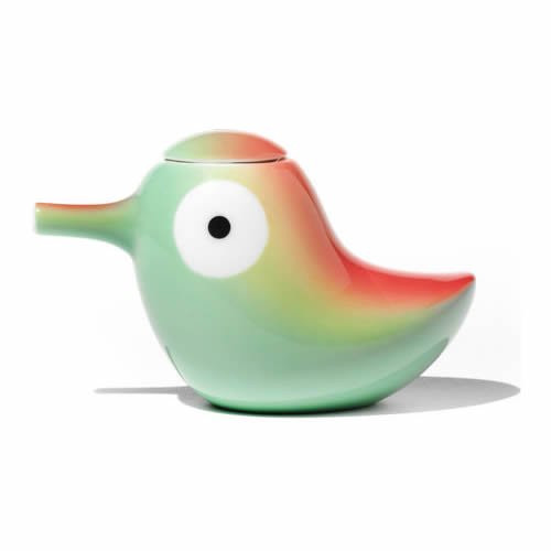 A di Alessi Lily Bird Soy Sauce Container