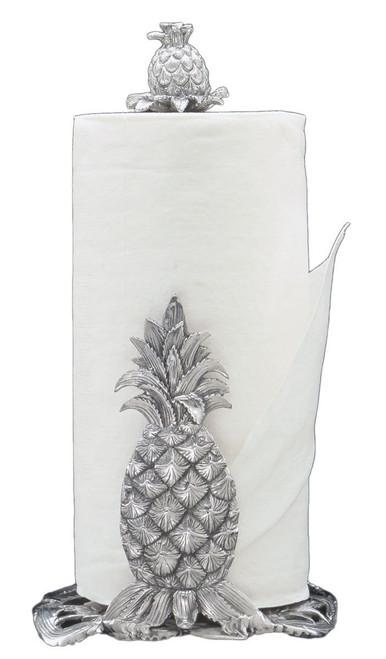 Arthur Court Pineapple 14-1/2-Inch Paper Towel Holder