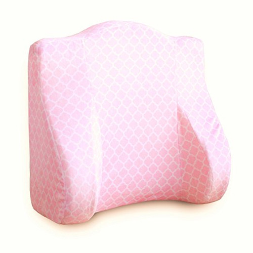 Back Buddy All In One Maternity Pillow for Nursing Breastfeeding Postpartum and Back Support Helps Relieve Lower Back Pain - Minky Reese
