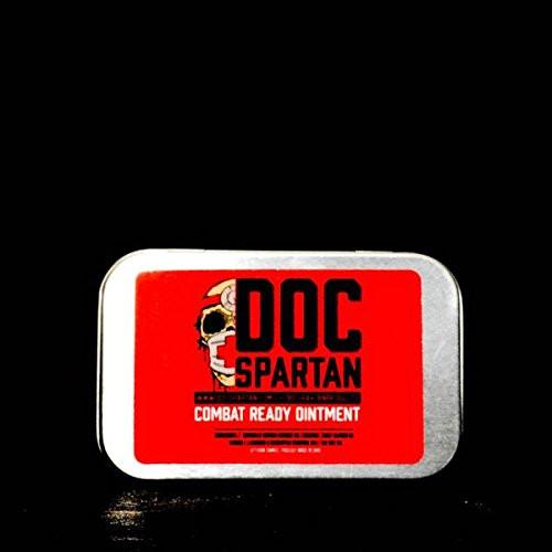 Doc Spartan Combat Ready Ointment (Big Tin)