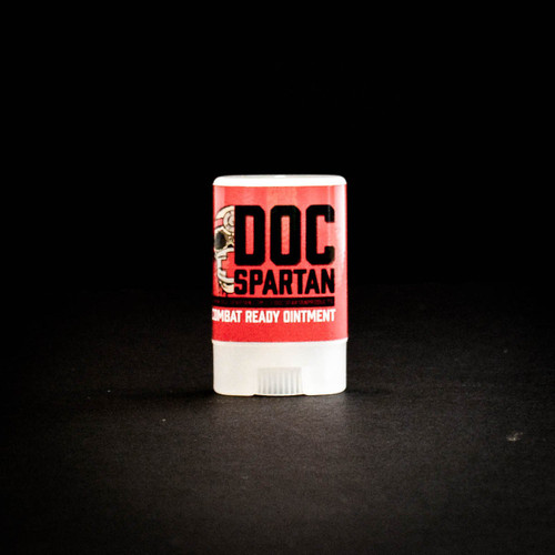 Doc Spartan Combat Ready Ointment (Handheld)