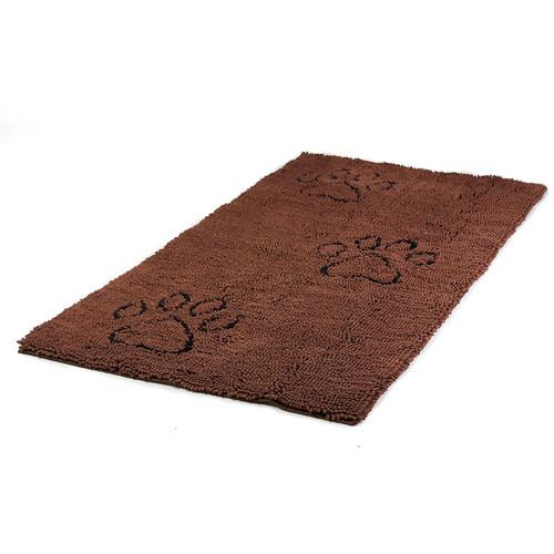 Dog Gone Smart Dirty Dog Doormat, Runner, Brown