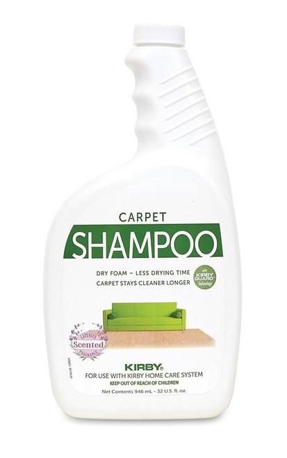 1 X Kirby 32 oz Allergen Scented Shampoo #252702