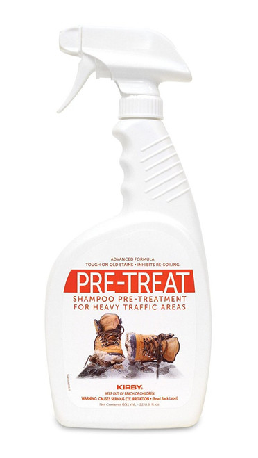 Kirby Heavy Traffic Shampoo Pretreatment 22 U.S. fl. Oz.