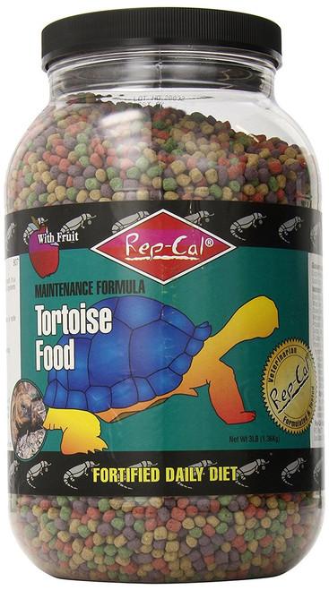 Rep Cal Tortoise Food 3lb