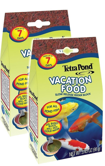 Vacation Fish Food (Pack of 2)