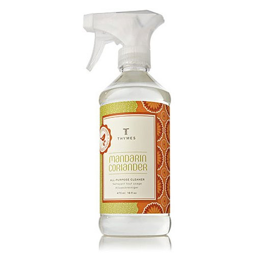 Thymes All-Purpose Cleaner, Mandarin Coriander 475ml 16 fl oz