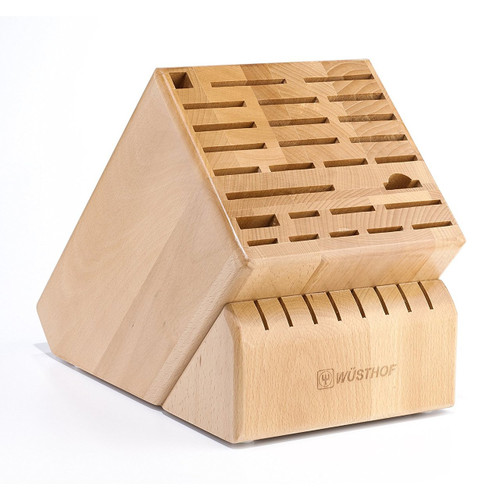 35-Slot Grand Beech Knife Block