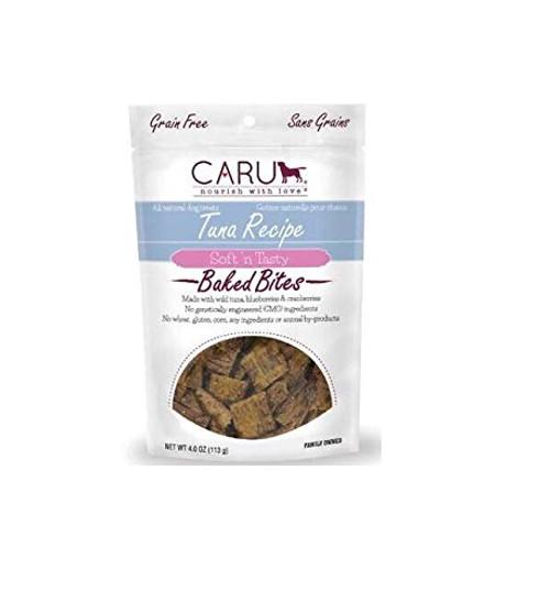 Caru Tuna Recipe Baked Bites, 4 Oz