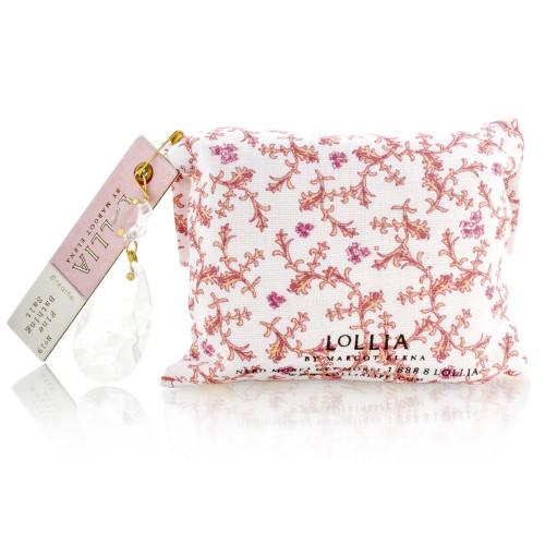 Lollia Breathe Sea Salt Sachets-8.8 oz.