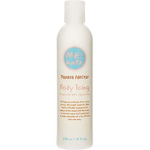 ME! Bath Body Icing - Papaya Nectar - 8 oz