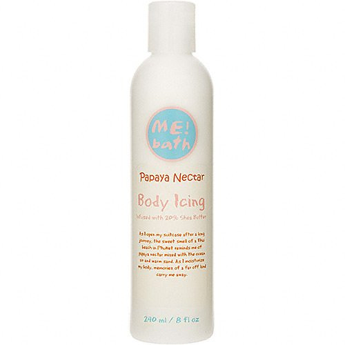ME! Bath Body Icing - Papaya Nectar - 8 oz