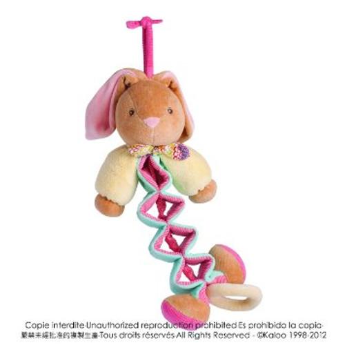 Kaloo Bliss Extendable Zig Rabbit Plush Toy