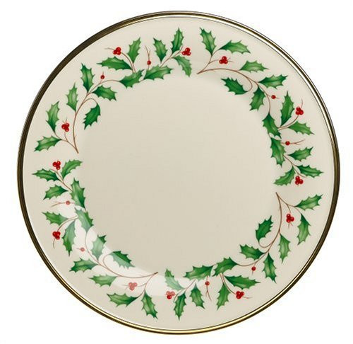 Lenox Holiday Dinner Plate