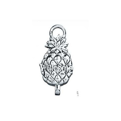 Ganz Home Decor ER16816 Measuring Spoons Hook Pineapple