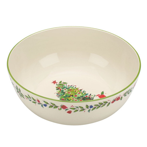 Lenox Holiday Inspirations Serving Bowl