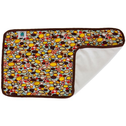 Planet Wise Designer Changing Pad (Bangle Dot)
