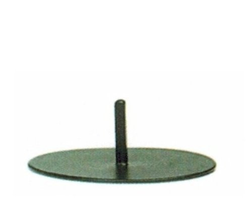 """Embellish Your Story Black Round Magnet Stand - 1.5"""" - Embellish Your Story Roeda 18966-EMB"""