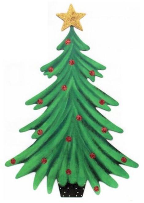 Embellish Your Story Christmas Tree Wall Art - Embellish Your Story Roeda 18940-EMB