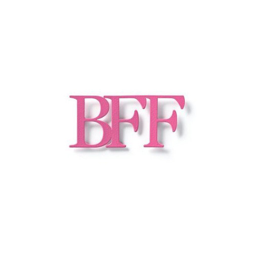 Embellish Your Story BFF Magnet - Embellish Your Story Roeda 17450-EMB
