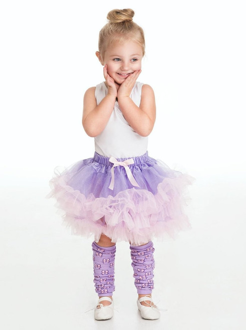 Little Adventures Tutu Lilac/Pink (one size/3-8 years)