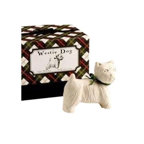 Gianna Rose Animal-Shaped Soap, Westie Dog, 4.5 oz.