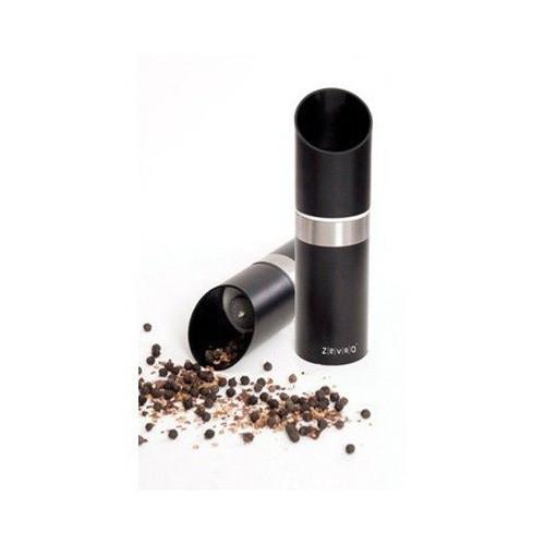 Zevro ZSM100 Indispensable Spice Mill In Black