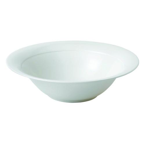 Wedgwood Ashlar 10.5-Inch Round Serving Bowl, Medium, White