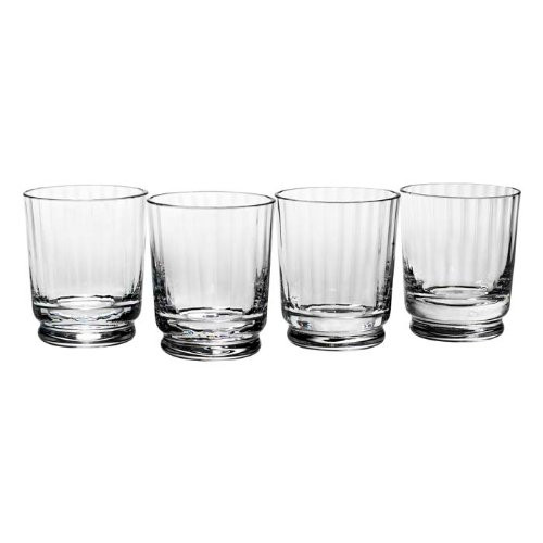 Heritage Austin Double Old Fashioned Glass (Set of 4)