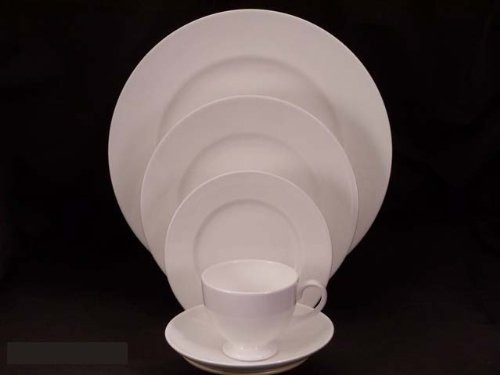 Wedgwood Wedgwood White 5 Pc Place Setting(s)