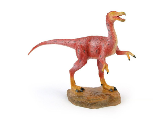 Geoworld Jurassic Hunters Falcarius Dinosaur Model