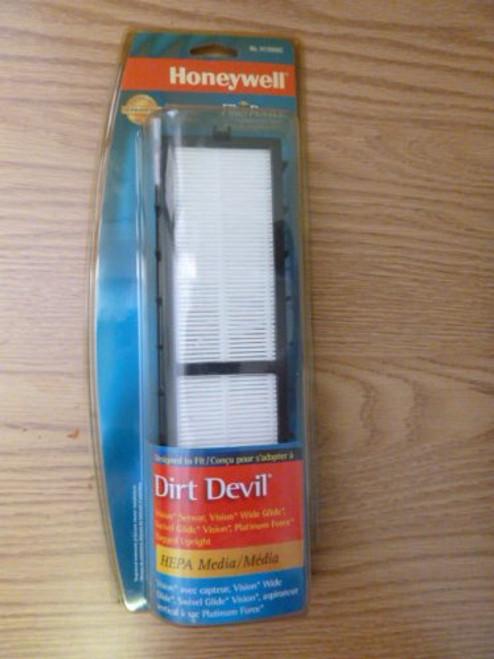 Honeywell H12006 Replacement Filter for Dirt Devil Vision HEPA Media