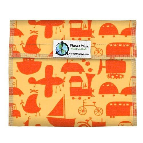 Planet Wise Sandwich and Snack Bags