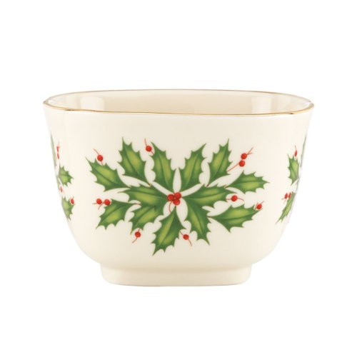 Lenox Holiday Nut Bowl