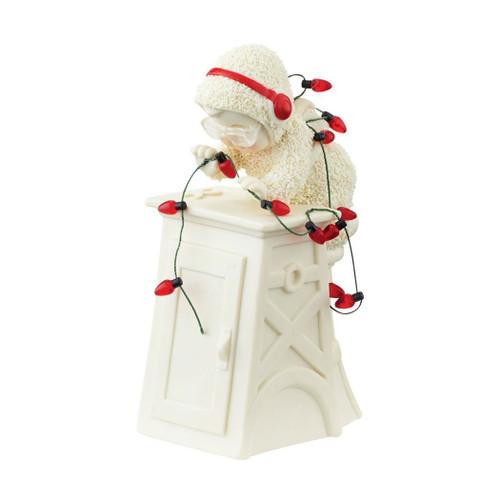 """Department 56 Department 56 Classics Light Tester Figurine, 5.28"""""""