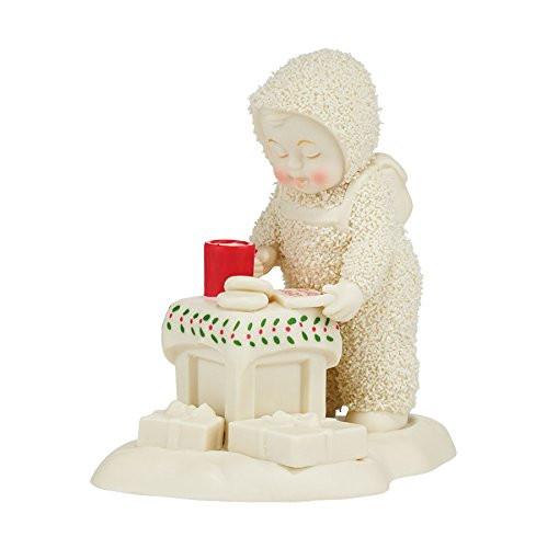 "Department 56 Department 56 Classics Specially for Santa Figurine, 4.06"""