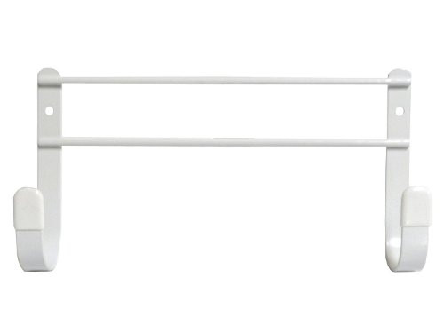 Spectrum Diversified 66400 Wall Mount Ironing Board Holder, White