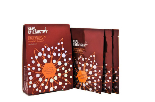 Real Chemistry® Environmental Rescue Mask - 3 Pack